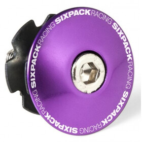 """Sixpack Ahead Cap 1 1/8"""" with claw purple"""